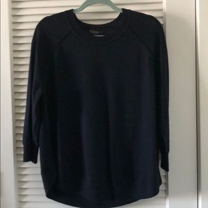 J. Crew swing sweater